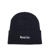 SPECIAL ONE LOGO KNIT CAP