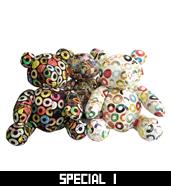 TEDDY BEAR / JAM BEARS Limited Edition