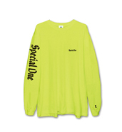SPECIAL ONE LONG SLEEVE T