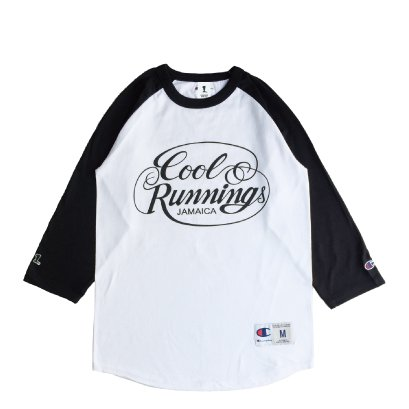 e4b2b512c7 COOL RUNNINGS Champion RAGLAN SLV T-SHIRTS - STRUGGLE STORE