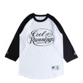 COOL RUNNINGS Champion RAGLAN SLV T-SHIRTS - STRUGGLE STORE