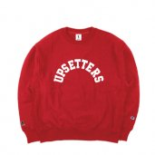 UPSETTERS Champion Revers Weave CREW SWEAT