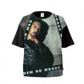 Dem no worry we Loose Fit T