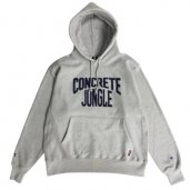 CONCRETE JUNGLE REVERSWEAVE PARKA