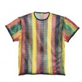 Stripe Marina T-Shirts [Rasta]