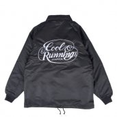 COOL RUNNINGS EMB BOA COACH JACKET