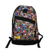 ALBUM FULL PRINT BACK PACK