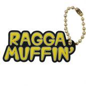 RAGGAMUFFIN' PVC KEY HOLDER