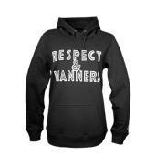 RESPECT&MANNERS PO PARKA LADY,S