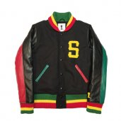 SPECIAL ONE STADIUM JACKET [RASTA ver.]