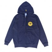 ALPHA BOYS SCHOOL SWEAT ZIP PARKA