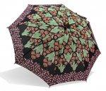 晴雨兼用傘-さ、暮らそ。-SAKURASO-ombre(持ち手:竹)