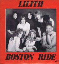 Lilith Boston Ride