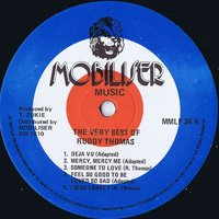 Barry Biggs - Ruddy Thomas Reflection