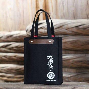 桑田醤油オリジナルトートバッグ(Sサイズ)