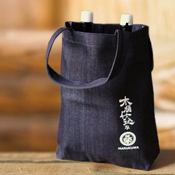 桑田醤油オリジナルトートバッグ(Lサイズ)