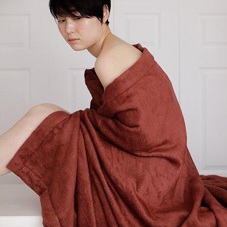 シルク100%毛布