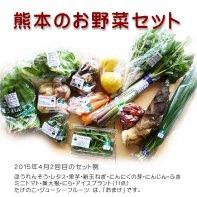 くまもとのお野菜セット(関東以西、送料込み3,000円)