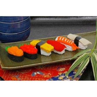 おもしろ消しゴム お寿司(単価¥26)60入