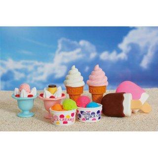 おもしろ消しゴム アイス(単価¥26)60入