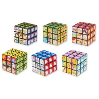 ツムツムミニ6面パズル(単価¥38)25入