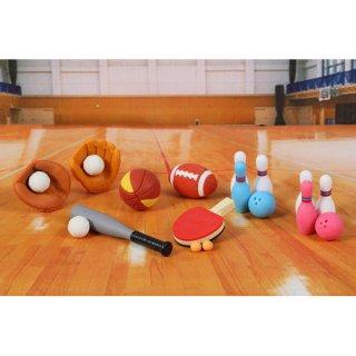 スポーツ消しゴム(単価¥26)60入
