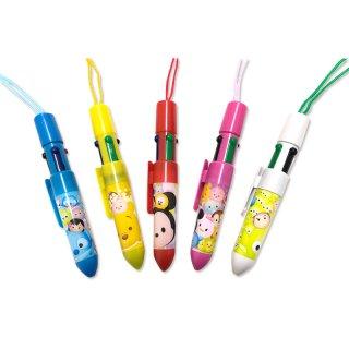 ツムツム  4色ボールペン(単価¥38)25入