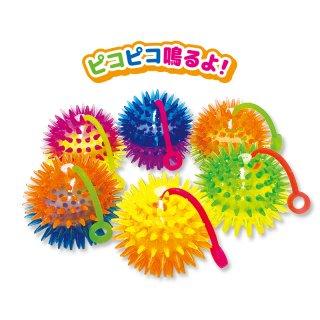笛付トゲトゲヨーヨー(単価¥38)24入