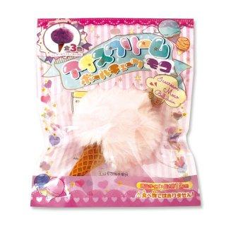 アイスクリームモコボールチェーン(単価¥38)12入