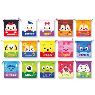 ディズニー  巾着袋2(単価¥40)32入