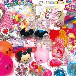 ガチャガチャ用おもちゃ 女の子用 (単価¥38)100入
