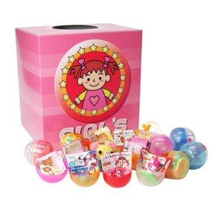 BOX付 ガチャポン当て・女の子用 (単価¥49)100入
