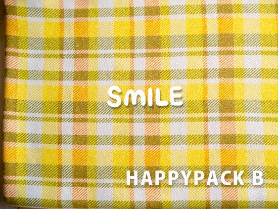 2018 HAPPYPACK B-5(イエロー×オレンジ)