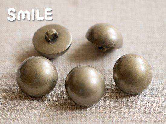 [ボタン]ぷっくりデニムボタン 15mm/5個