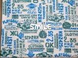 40/コーマスムース/ロゴカー/グリーン×ブルー