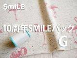 10周年SMILEパックG