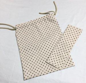ドットプリント巾着&アバニコケースセット