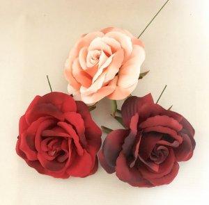 グラデーション薔薇 3種