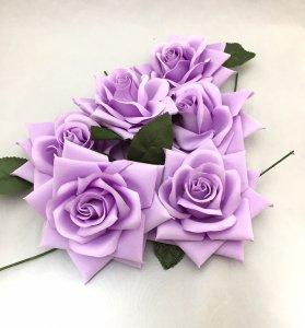 薔薇  薄紫
