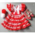 bebeフラメンコドレス  サイズ1 全3色