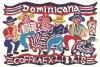 COFFEE EXLIRIS SERISE  DOMINICANA(ドミニカ)エクスリブリス ポストカード