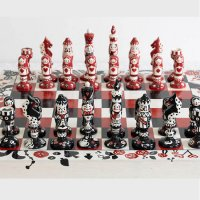 maminka chess(Arice)盤付