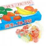 耕生製菓 糸引き飴 フルーツ味 60ヶ付