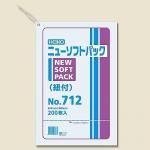 ニューソフトパック�712 ヒモ付き(200枚)