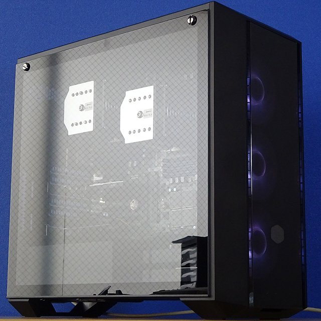48コア デュアル XEON Platinum搭載ワークステーション Quadro/M.2 SSD240G/3TB/32GB/850W 5048cb