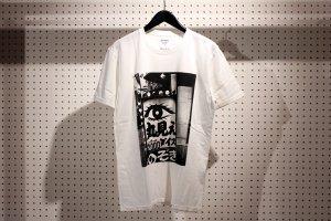 WACKOMARIA/ワコマリア/【送料無料】2018SS/森山大道×WACKO MARIA STANDARD CREW NECK T-SHIRT(TYPE-6)/クルーネックTシャツ