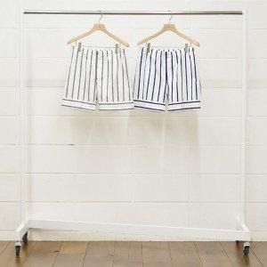 UNUSED/アンユーズド/2018FW/UW0711-Stripe shorts/ストライプショーツ