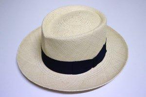 WACKOMARIA/ワコマリア/【送料無料】/HAT(03/MEXICO/NATURE/BRISA(G3))(NAVY GROSGRAIN)/パナマハット