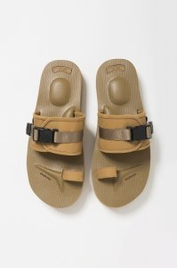 nonnative/ノンネイティブ/【送料無料】2019SS SPECIAL DELIVERY/HUNTER SANDAL by SUICOKE(BEIGE)/ハンターサンダル by SUICOKE