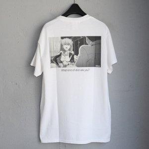 LABRAT/ラブラット/2019FW/LABRAT×EVANGELION×YAR Asuka tee(BLACK)/プリントTシャツ